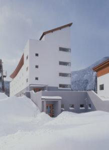Hotel Windegg, Bettentrakt Neubau