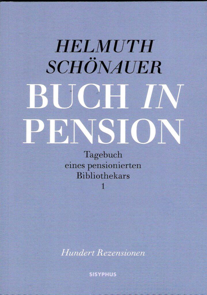 helmuth Schoenauer | Buch in Pension
