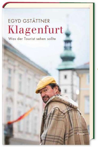 Egyd Gstättner  Klagenfurt