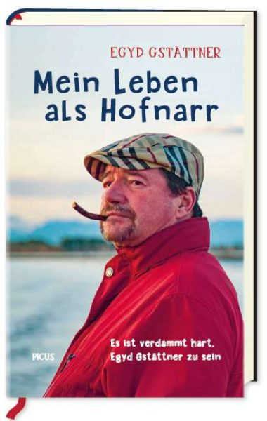 Egyd Gstättner   Mein Leben als Hofnarr