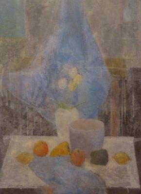 Walter Nagl, Portraits & Stillleben